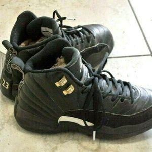 "Nike Air Jordan XII 12 Retro BG ""The Master"" Boys"